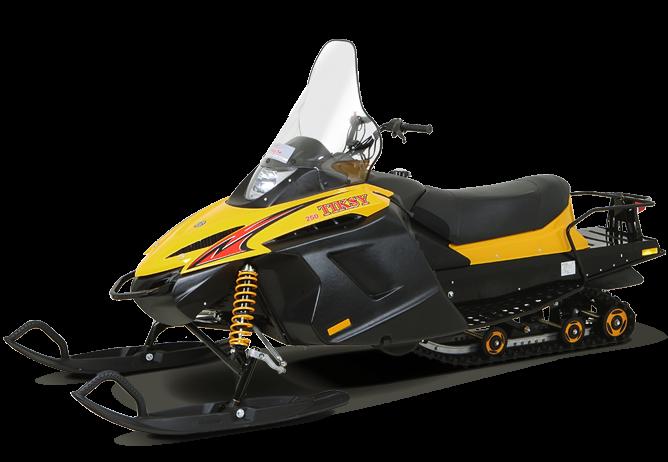 """Снегоход  """"TIKSY-250"""" Люкс L10000010-01"""
