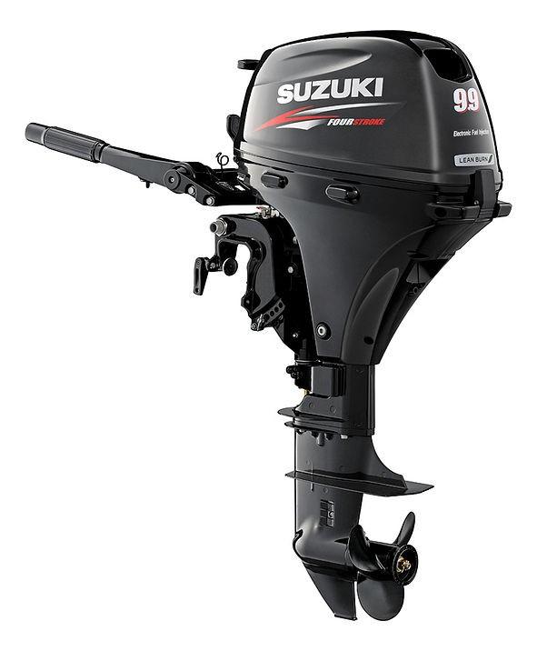 """Л/м """"Suzuki  DF 9,9 ВS"""""""