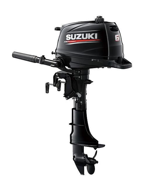 """Л/м """"Suzuki  DF 6AS"""