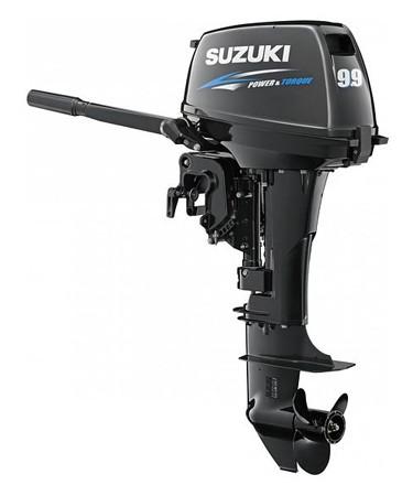 """Л/м """"Suzuki DT 9,9АS"""""""